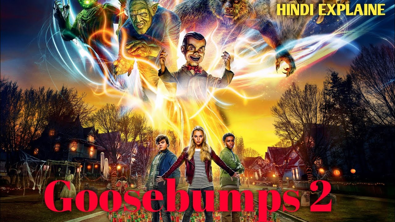 Download Goosebumps 2 (2018) Full movie explained in hindi  Hollywood movie