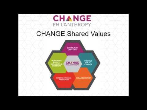 Webinar  Meet CHANGE Philanthropy