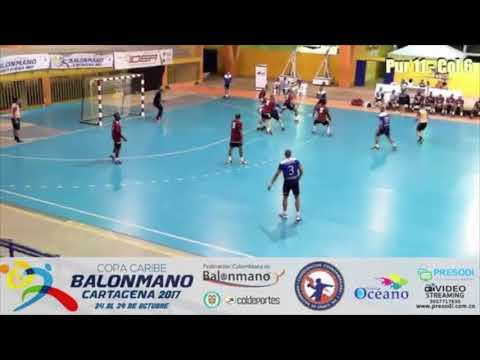 Anderson Caicedo - Copa Caribe - Colombia Handball