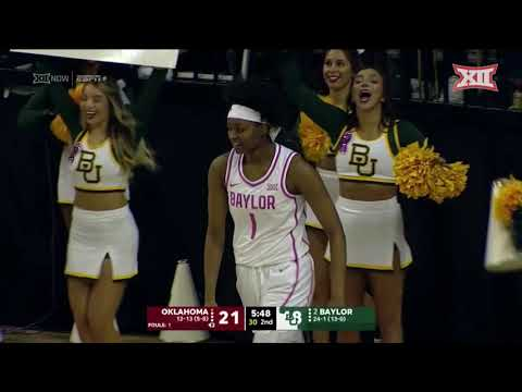 Oklahoma Vs Baylor Womens Basketball Highlights