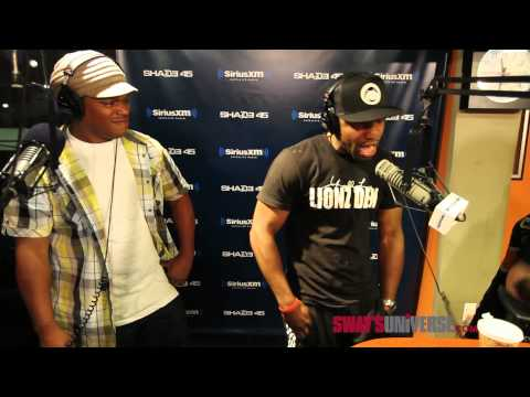 Loaded Lux Freestyles On Sway In The Morning!