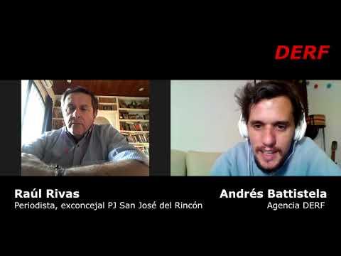 Raúl Rivas: Tenemos flora y fauna que es orgullo de todos los santafesinos