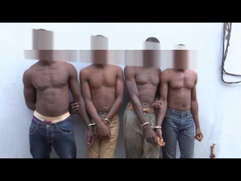 Sécurité/Daloa :  Un gang de braqueurs interpellé