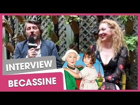 Bécassine : rencontre avec Bruno Podalydès et Émeline Bayart   CitizenKid.com streaming vf