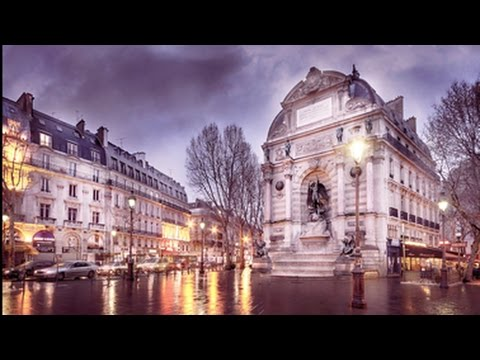 France paris quartier latin youtube - Quartier des antiquaires paris ...