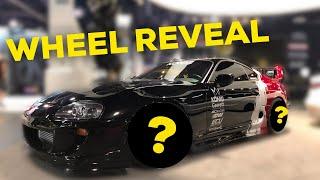 MKIV Toyota Supra - NEW WHEEL REVEAL!