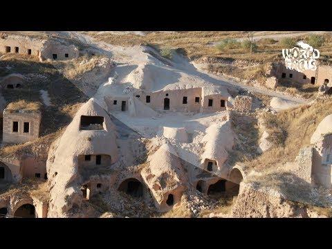 ORASELE SUBTERANE din TURCIA