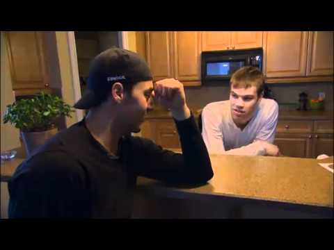 Oil Change- Taylor Hall and Jordan Eberle's apartment
