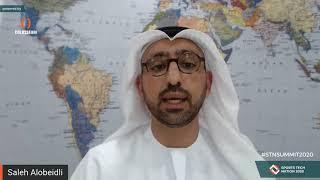 Sports Tech Nation 2020: Saleh Al Obeidli