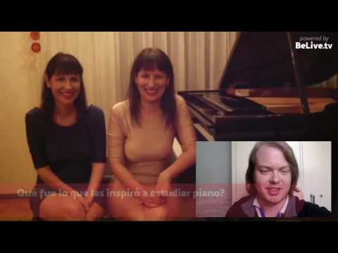Piano Twin Chavez interview, 25th May, 2017
