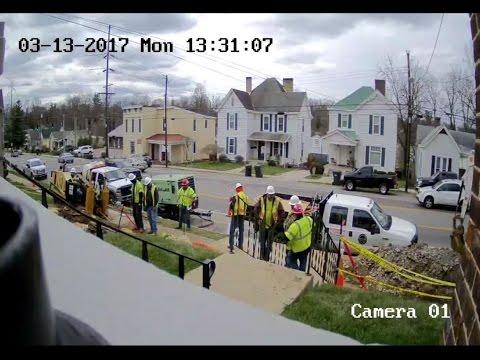 Front Yard Destruction