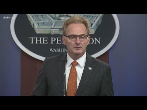 U.S. Navy Secretary Resigns