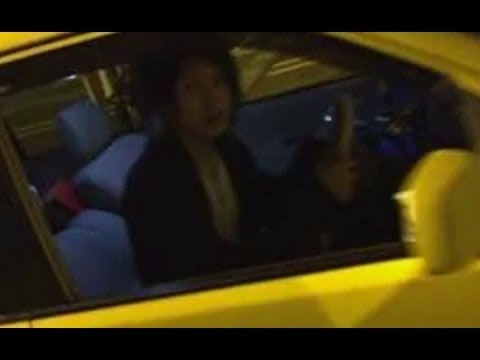 しんやっちょ(大原誠治)危険!無免許で車を運転し、公道へ