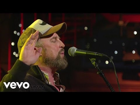 Cake - Never There (Live on Letterman)