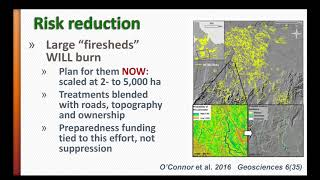 John Bailey - 'Fireshed Management' Part  2