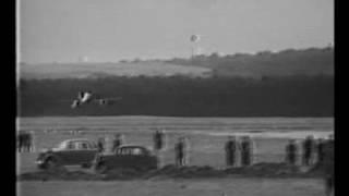 Me 262 V3 Erstflug am 18.07.1942 in Leipheim