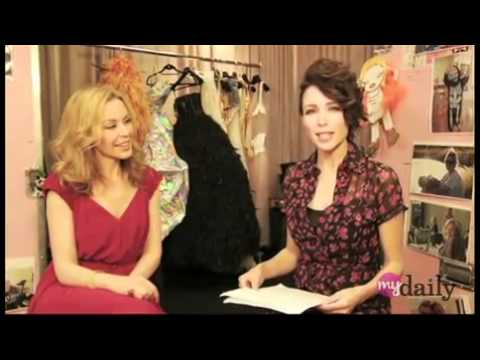 Dannii Minogue interviews Kylie Minogue - Part 1