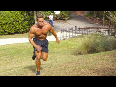 30 Minute NO GYM Outdoor HIIT Workout with David Morin