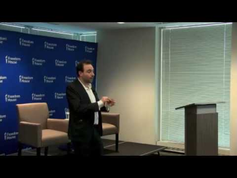 Mark Palmer Forum 2018- Intro and Keynote Yascha Mounk
