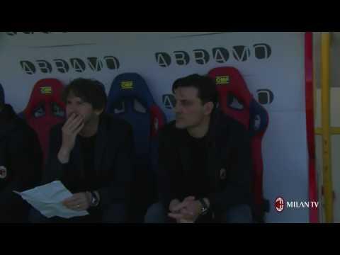 Paletta replies to Trotta: Crotone-Milan 1-1