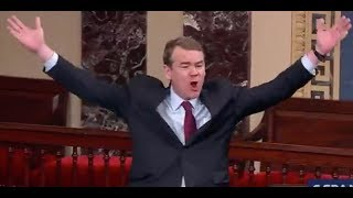 A Democrat just went viral with the best speech EVER on Senate floor