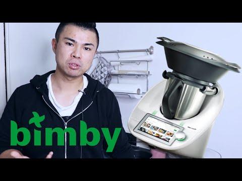 Bimby TM6 Robot da Cucina ITA: Come funziona opinioni e Impasto Pizza come ricetta di dimostrazione