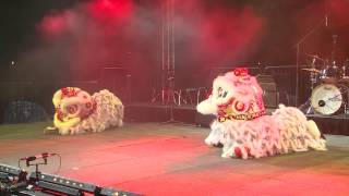 Kulcha presents Oz Concert 2013 - Perth Chinese Lion Dance