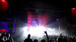 Asking Alexandria - Intro & Closure - (Live In Cleveland, OH - Monster Outbreak Tour - 2012-12-01)