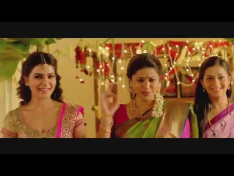 MAARIVIL | SON OF SATHYAMOORTHI | Latest Malayalam Movie Video Song | ALLU ARJUN | SAMANTHA