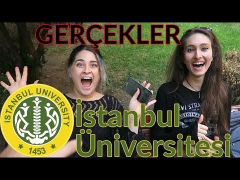 İstanbul Üniversitesi ACI GERÇEKLER - Röportaj