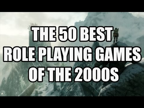 Top 50 RPGS Of All TIME (2000-2017)