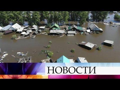 В Иркутской области ситуацию с паводком удалось взять под контроль.