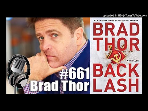 The Author Stories Podcast Episode 661   Brad Thor Interview