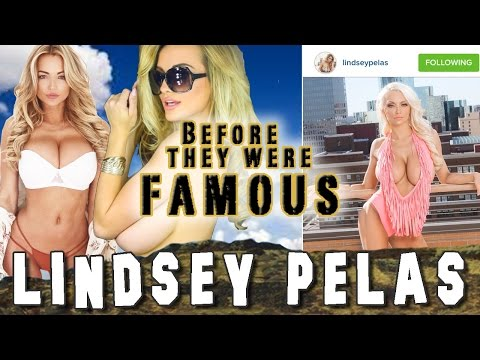 LINDSEY PELAS    Before They Were Famous
