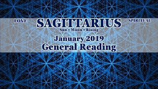 SAGITTARIUS | Manipulating Personal Truth? Jan 2019 Love, Spiritual, & General Tarot Reading