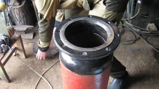 Самодельный автоклав из газового баллона, видео, полезные советы