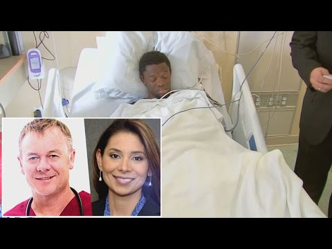 Thumbnail: Suspect Accused Of Killing 2 Doctors Pleads Not Guilty From Hospital Bed