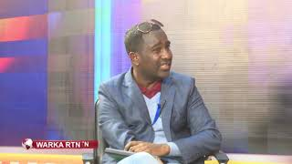 """Weriye Cabdalle Muumin """"Weerarkii Nairobi, Soomaalidu casharro ayeey ka baran kartaa""""."""