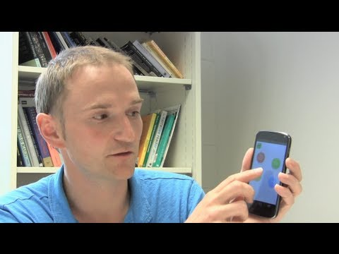 Cornell Launches Smartphone App for Bipolar Disorder