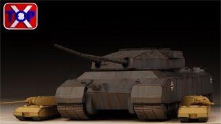 I più grossi carri armati mai realizzati e progettati 🎓TopX