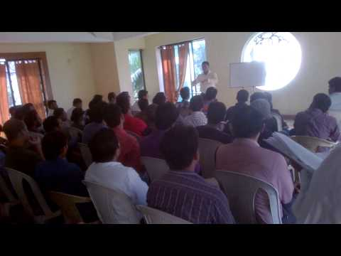 Sam's Pune team meeting April 2015 part 1