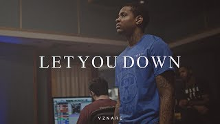 "Free Lil Durk x NBA YoungBoy x Future Type Beat - ""Let You Down"""
