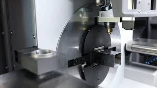 Bystronic Tube Processing features: Cutting head (English)