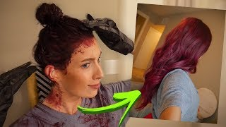 how to dye your hair like a pro