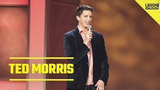 Ted Morris Is a Veterinarian By Day And A Comic By Night