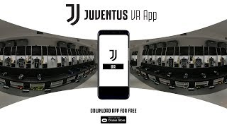 Juventus launches the unique virtual reality app, allowing users to be fully immersed in bianconeri world and rub shoulders with their stars.download #ju...