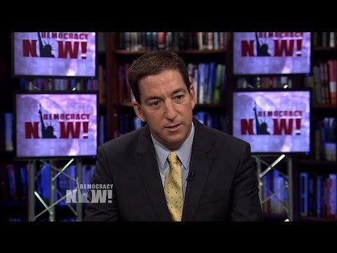 """Glenn Greenwald: U.S. Corporate Media is """"Neutered, Impotent and Obsolete"""""""
