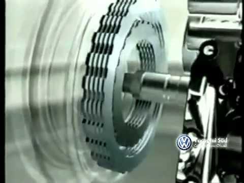 VW Transmision DSG Caja de Doble Embrague (Direct Shift Gearbox)