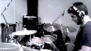 Kagan Han - Yeah Yeah Yeahs - Heads Will Roll A-Trak Remix ( Drum cover 2012 ) Project X Soundtrack