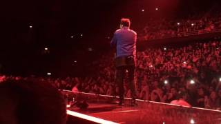 The Weeknd - High For This LIVE | Stockholm 17/2-17